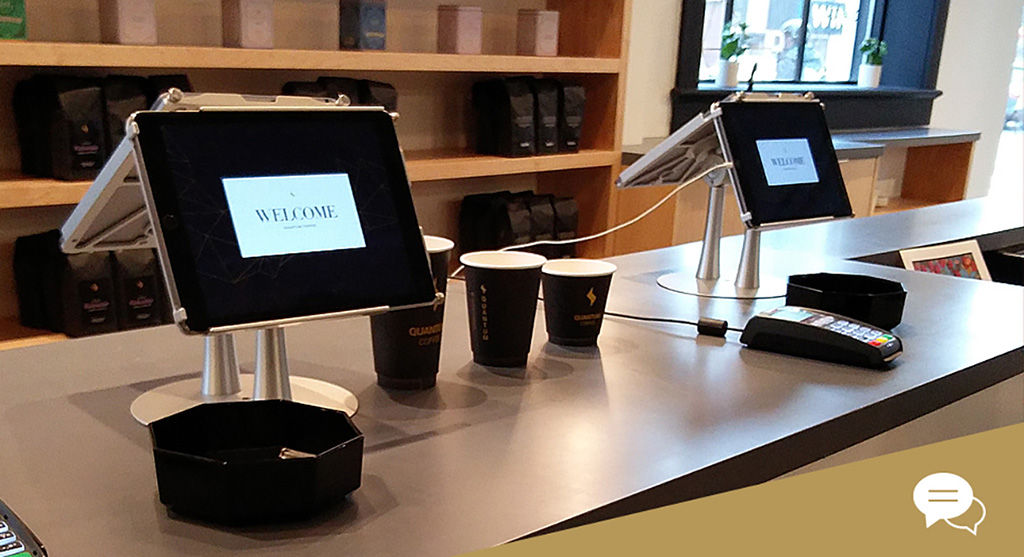 THE FUTURE OF THE RESTAURANT POS: